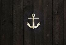 nautical / by sarah anne