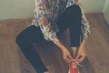 Style Inspiration / by K M