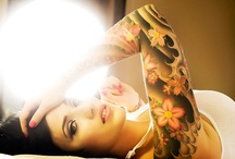 Tattoos  / by Amy Cody