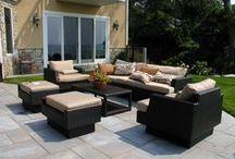 Patio Furniture / by Cambridge Pavingstones with ArmorTec