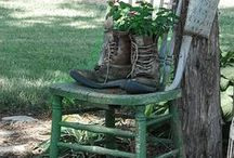 Garden Accents / by Shirley Peters