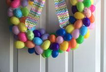 Easter Crafts / by Jennifer Detz
