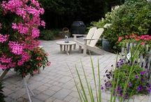 Gardening / Cambridge with ArmorTec inspiration for the garden. / by Cambridge Pavingstones with ArmorTec