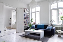 deco - living rooms / by moscarama