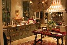 Classy Kitchens  / by Renee' Snow