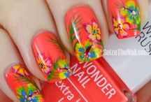 Unique~Creative~Gorgeous Nails / by Renee' Haraway