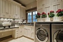 Spectacular Laundry Rooms / by Renee' Snow