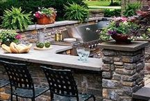 Outdoor Living / by Renee' Snow