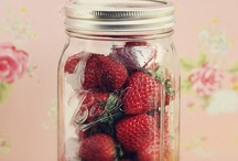 Mason Jars ~ Eats ~ Desserts, Sweets, & Snacks / by Linda S