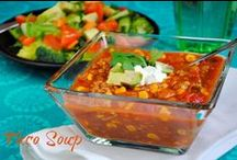 Soups / by Renee' Snow