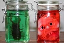 Mason Jars ~ Holidays ~ Halloween Howls / by Linda S