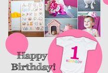 FIRST Birthdays / by Petite Lemon