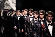 F/W 2013 Trend Guide: Black Tie / by Sharp Magazine