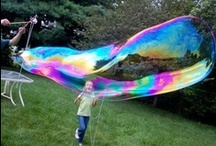 Screen-Free Play Ideas / Activities and crafts to get your family playing outside! / by KaBOOM!