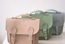 bags / by La Bottega di Zanzu