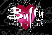 Buffy the vampire slayer / by Christina Bennett