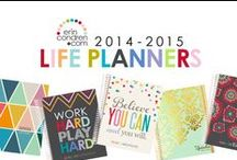 2014-2015 life planner / Our new 2014/ 2015 edition is packed with improvements that we worked on all year based on feedback from our amazing community. So many bells & whistles, it just keeps getting better and better thanks to you! #eclifeplanner / by erincondren.com