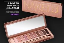 Urban Decay Naked 3 / by Amy Godfrey