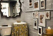a room for primping / by Rachel Balik