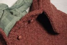 Design Details / All the details that make Ivey Abitz sing. Buttons, fine stitching, fabric weaves. / by Ivey Abitz
