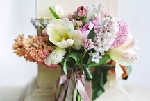 Seasonal Spring Flowers (March, Apr, May) / by The Natural Wedding Company