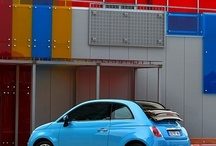 Color Therapy / The latest and greatest colors of the rainbow, FIAT style / by safford fiat of fredericksburg
