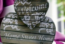 Home Sweet Home / WHAT I LOVE MOST ABOUT MY HOME ARE THE PEOPLE I SHARE IT WITH. / by LUVS 2 PIN