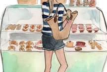 Yummy Treats! / SUGAR AND SPICE AND EVERYTHING NICE! / by LUVS 2 PIN