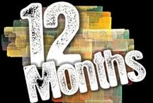 Ed/songs/months / by Toni Martin