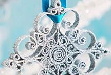 Christmas crafts / by Debbie Franz