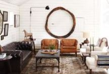 Living Room / by Dorothy Young
