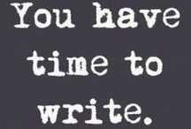 Write / by SoAngieWrites