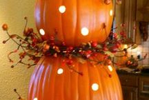 Halloween & Fall Ideas / by Kimberly DelGiudice Brewer