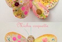 CRAFT CLUB for the wee ones / We craft almost everday, here is what inspires us! / by TREEHOUSE kid and craft