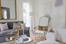 Living Areas / by Lisa Shorter