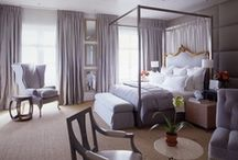 Fabulous bedrooms / by Lisa Shorter