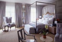 Fabulous bedrooms / by Lisa Shorter
