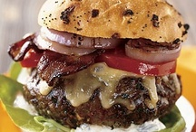 Burgers, Sandwiches & Wraps / by Melinda Ball