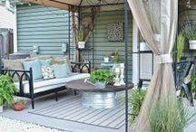 Home Dec: Porch, Deck & Lawn / by Jennifer Dougherty