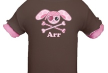 Cute Kids T-Shirts / by The Tshirt Painter