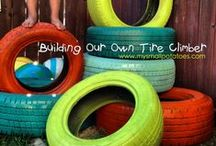 Outside PLAY! / by TREEHOUSE kid and craft