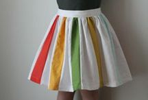 SEWING / We love to sew...here are some inspiring things we wanna try! / by TREEHOUSE kid and craft