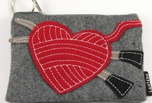 Hey Valentine / What are you going to make for the person you love this Valentine's Day? Maybe a cute knitted hat with hearts, or a crocheted afghan with a heart motif. / by WEBS America's Yarn Store