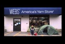 Inside WEBS / by WEBS America's Yarn Store