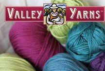 Valley Yarns / by WEBS America's Yarn Store