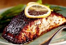 SEAFOOD **FISH / Fish Dishes / by Nancy Sebastian