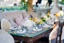 Tablescapes / by Victoria Pierce