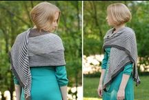 Shawls & Wraps / Fall is around the corner. Now's the perfect time to knit or crochet the perfect shawl or wrap for the cooler weather. / by WEBS America's Yarn Store