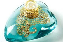 Heaven Scent / Beautiful perfumes and their amazing bottles / by Rhaine Clayton