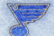 Long live the Note (and other hockey stuff) / All things St. Louis Blues hockey / by Lynn Newsom